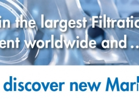 THE FILTRATION EVENT 2016 October 11 - 13 | Cologne - Germany